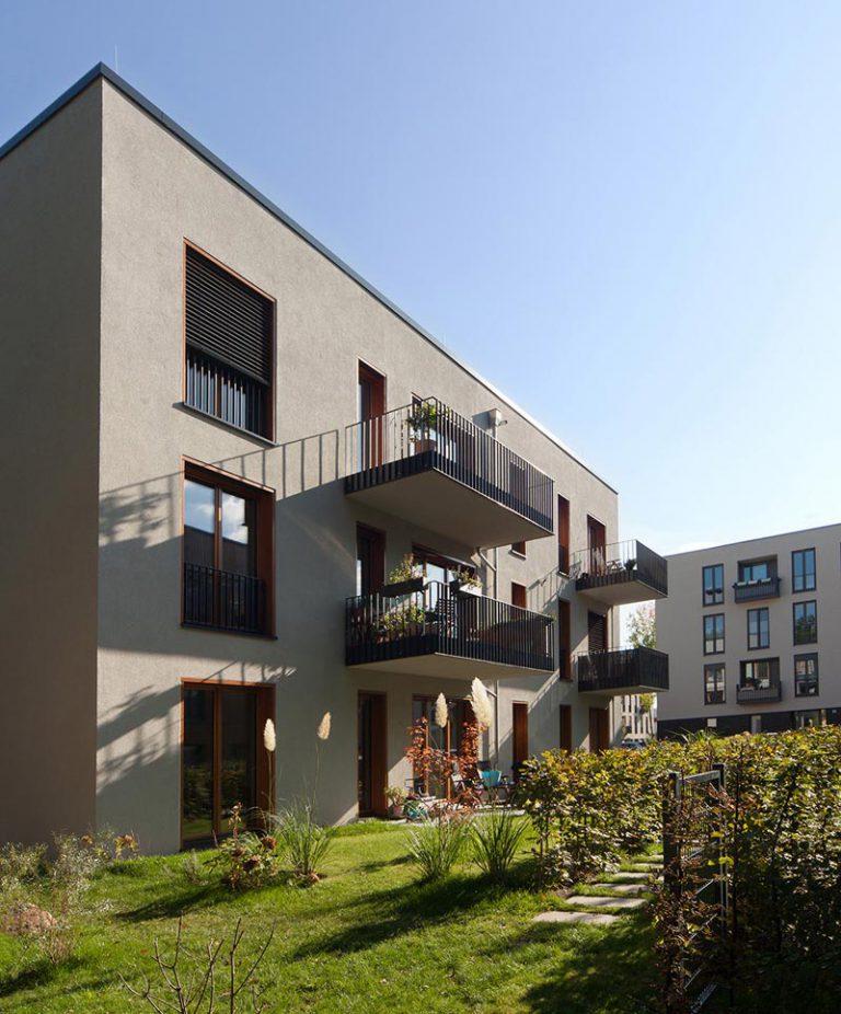 Baugemeinschaft HERKA 4 Potsdam